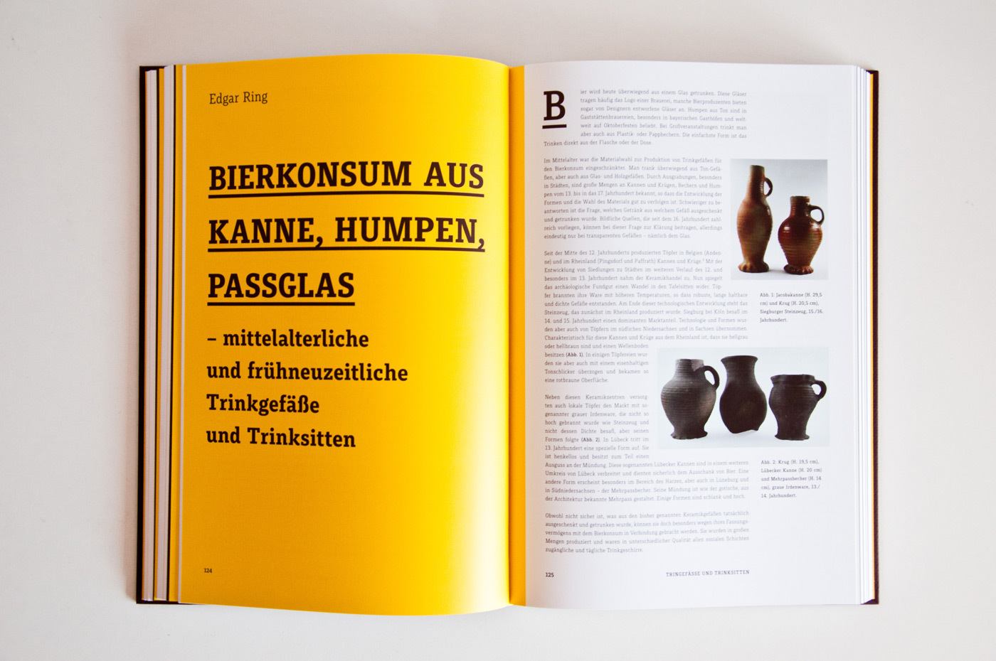 Fonts In Use Kein Bier Ohne Alster Exhibition 28 Muriza