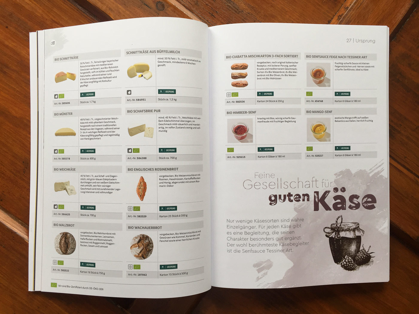 Fonts In Use Trans Gourmet Kaese Magazin Milk Design 14 Cera Brush