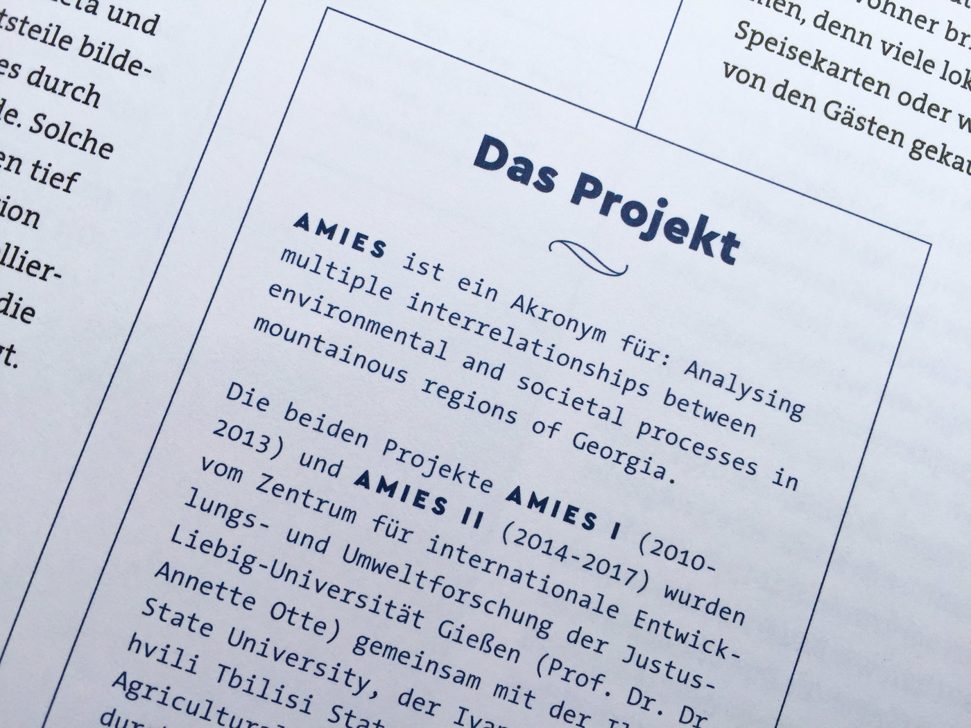 Fonts In Use Volkswagen Stiftung Magazin Corporate Publisher Territory 08 Cera Pro Thesis