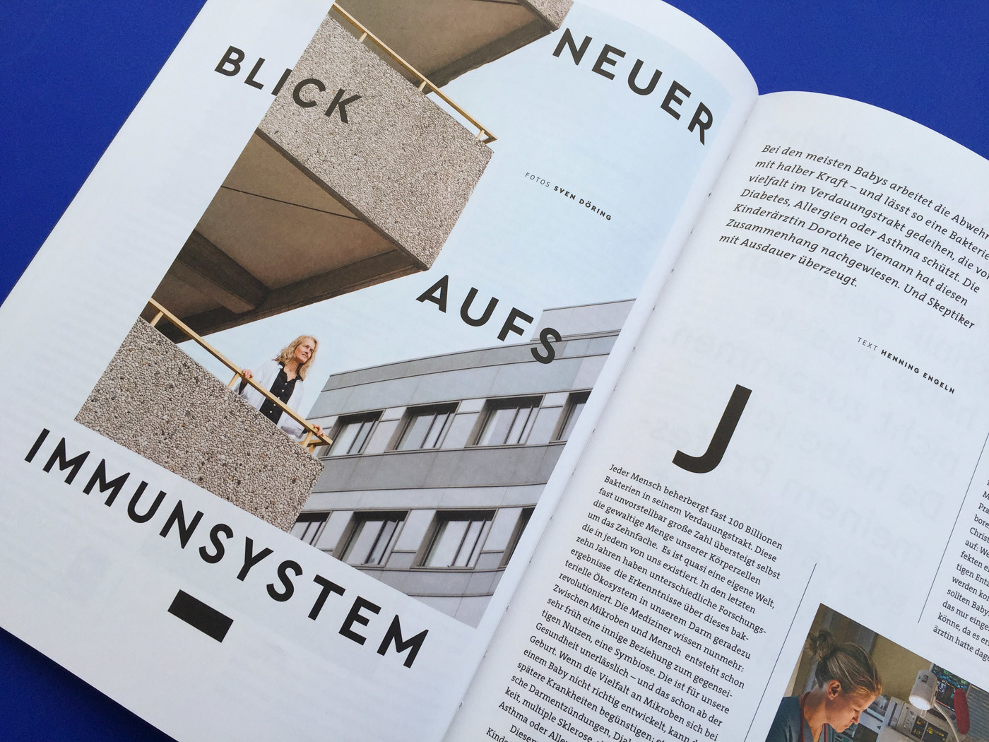 Fonts In Use Volkswagen Stiftung Magazin Corporate Publisher Territory 09 Cera Pro Thesis
