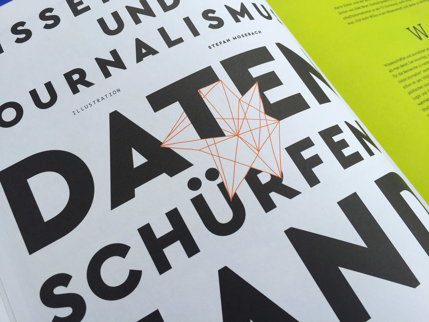 Fonts In Use Volkswagen Stiftung Magazin Corporate Publisher Territory 14 Cera Pro Thesis