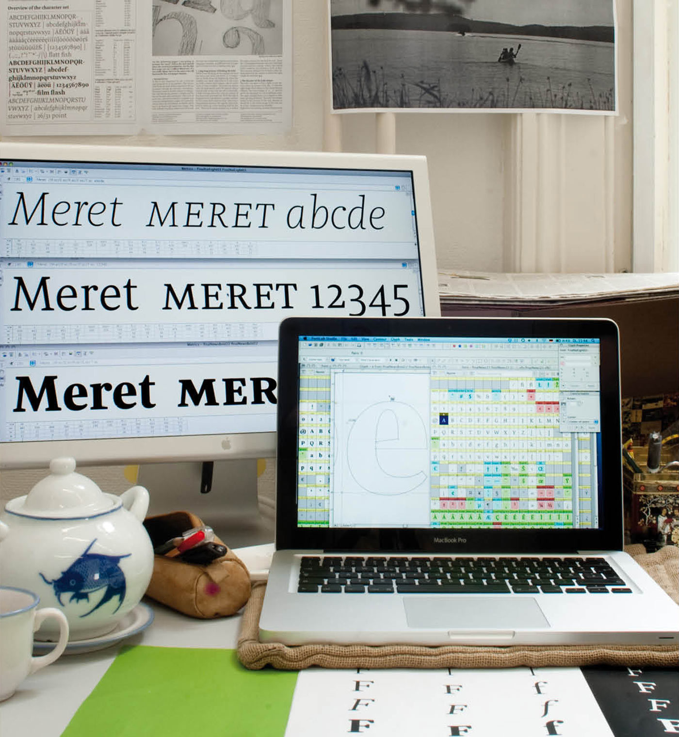 Meret Pro Making Of Newspaper Magazine Editorial Typeface Typemates 20