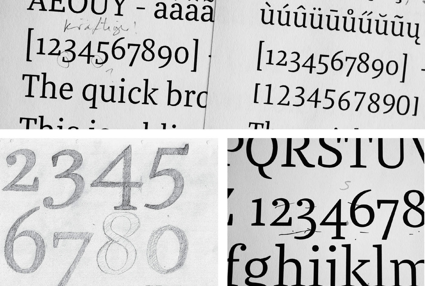 Meret Pro Making Of Newspaper Magazine Editorial Typeface Typemates 27