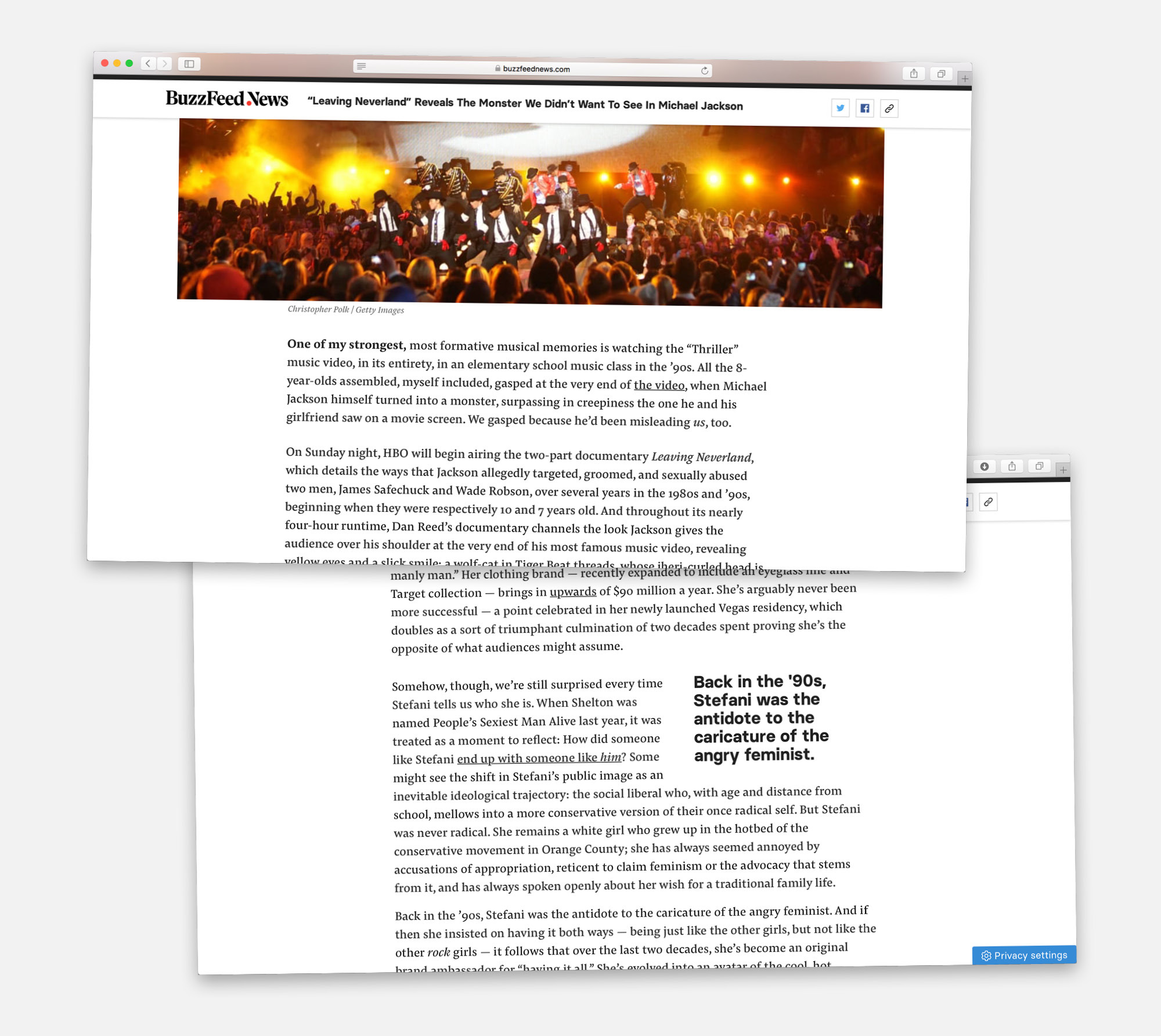 Pensum Pro Buzz Feed News Typeface Long Reading Type Mates 10