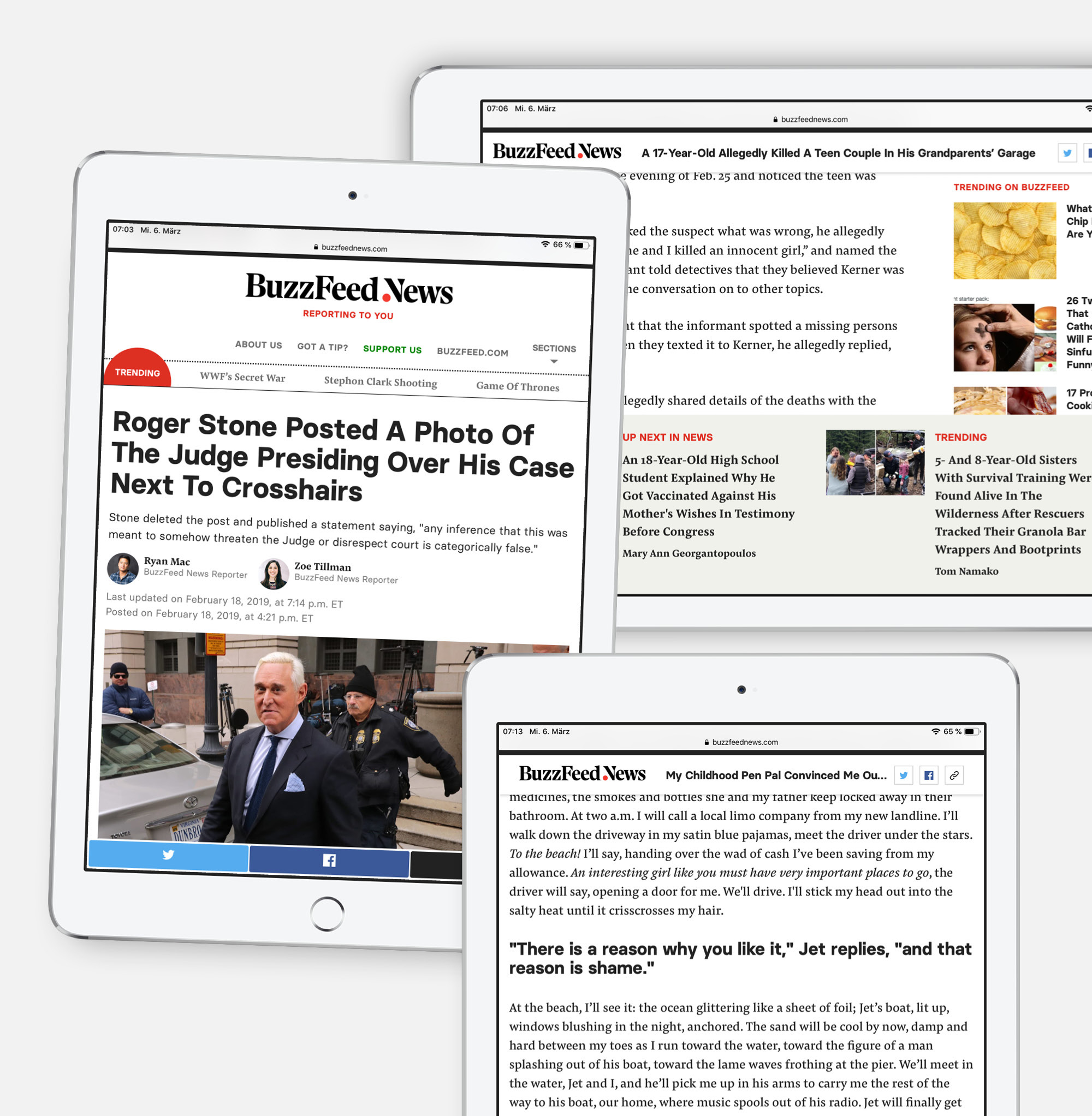 Pensum Pro Buzz Feed News Typeface Long Reading Type Mates 5