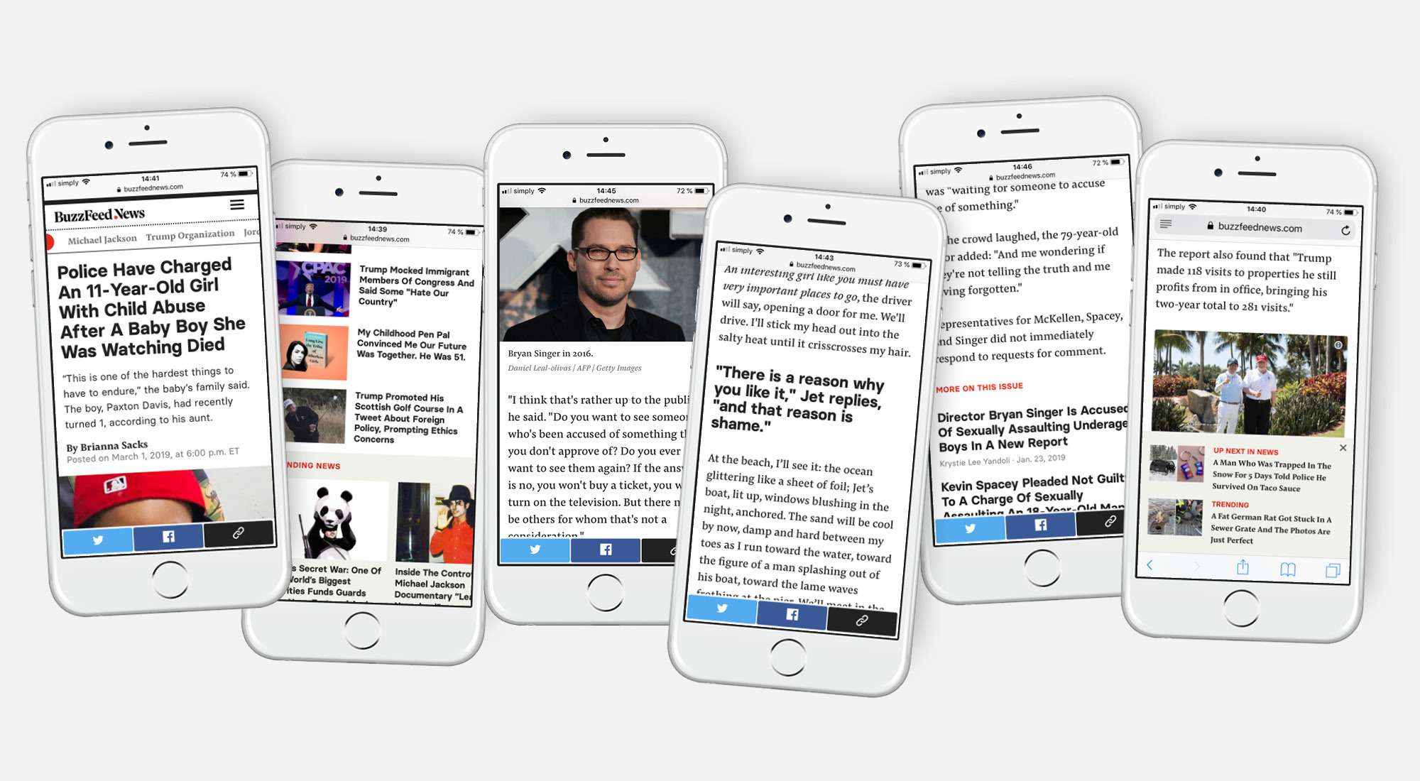 Pensum Pro Buzz Feed News Typeface Long Reading Type Mates 7