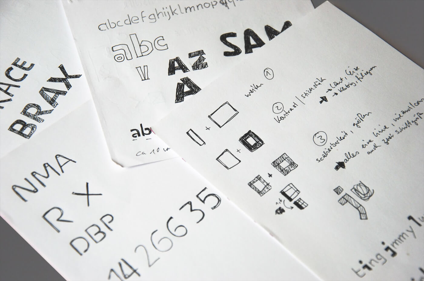 Sam Corporate Font Type Mates 11