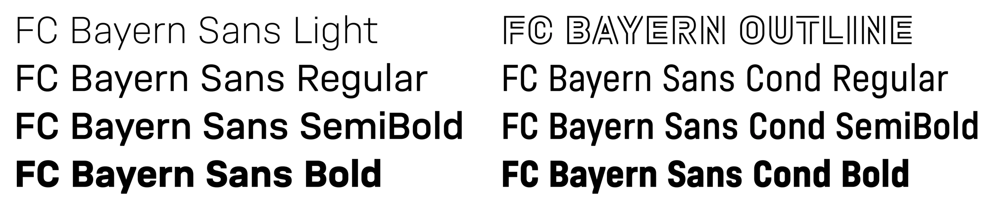 Type Mates Custom Font Fcbayern Muenchen Sports Interbrand 04