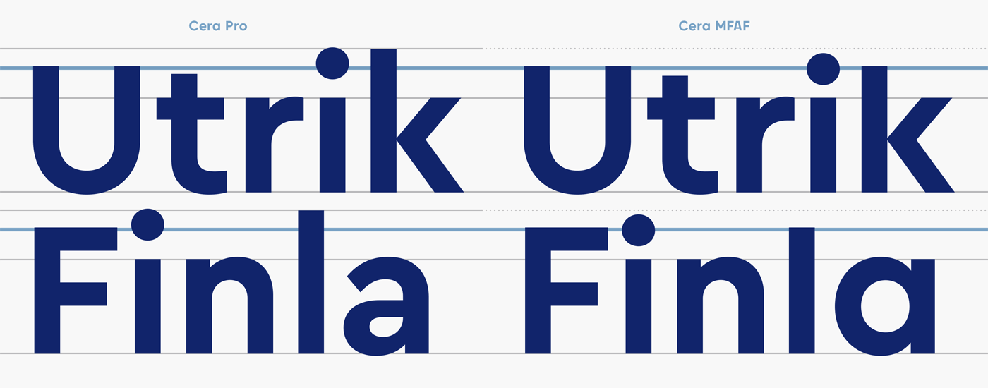 Type Mates Custom Fonts Modified Cera Pro Ministry For Foreign Affairs Finland 5