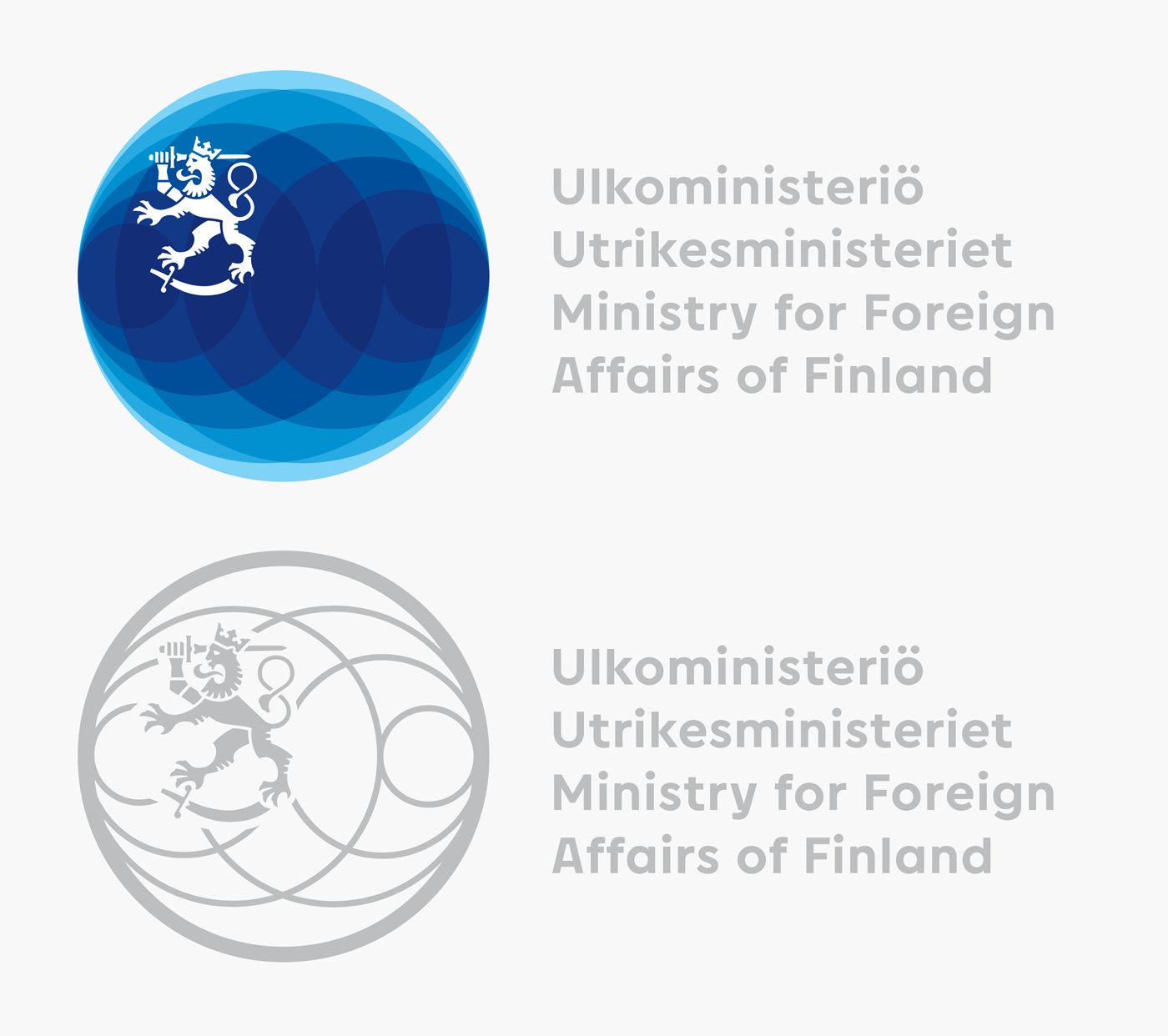 Type Mates Custom Fonts Modified Cera Pro Ministry For Foreign Affairs Finland 9