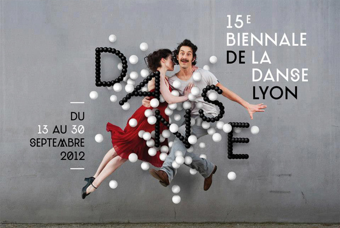Type Mates Fonts In Use Biennale Danse Lyon Graphiquants 02 Tj Evolette A