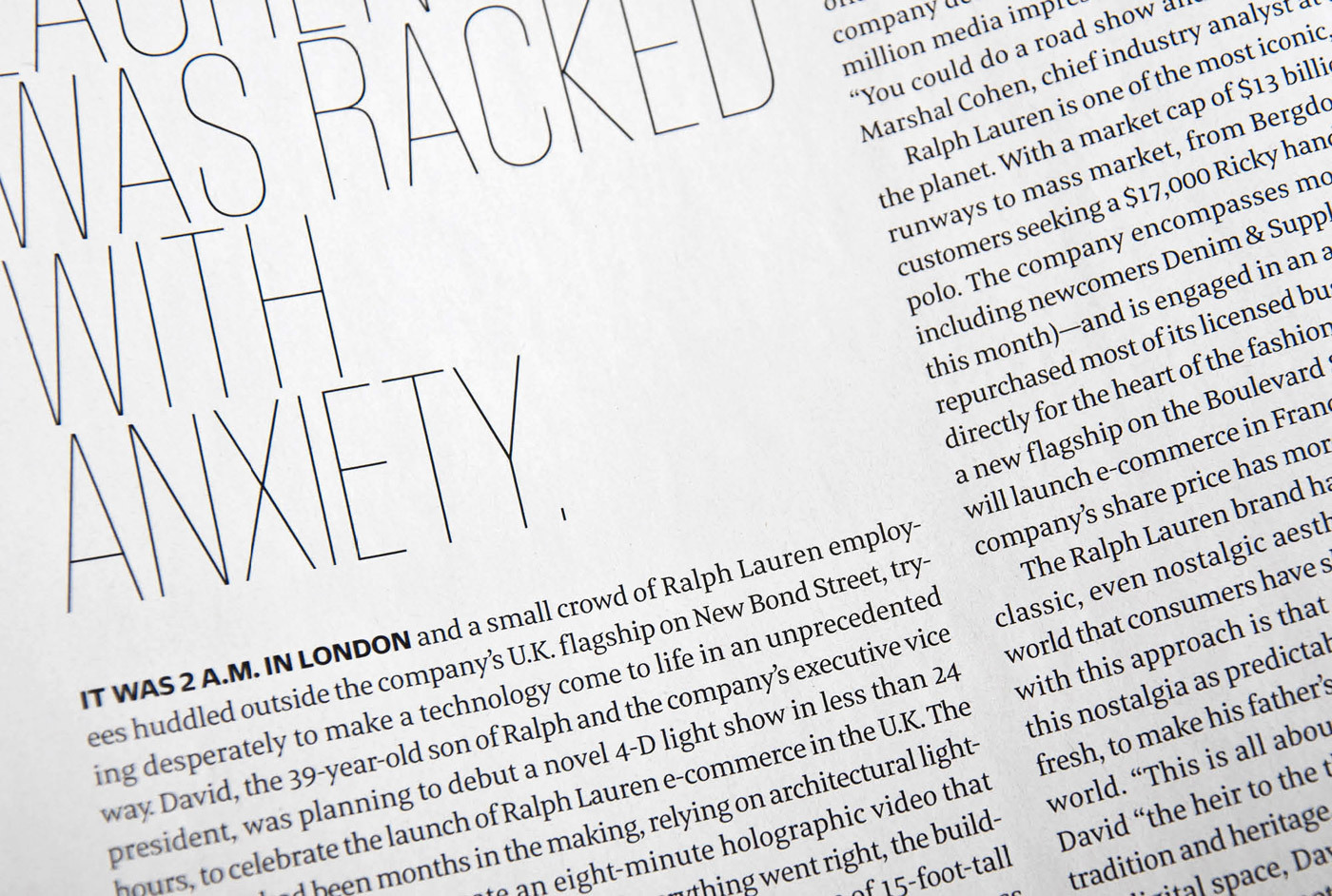 Type Mates Fonts In Use Fast Company Magazine 03 Meret Pro