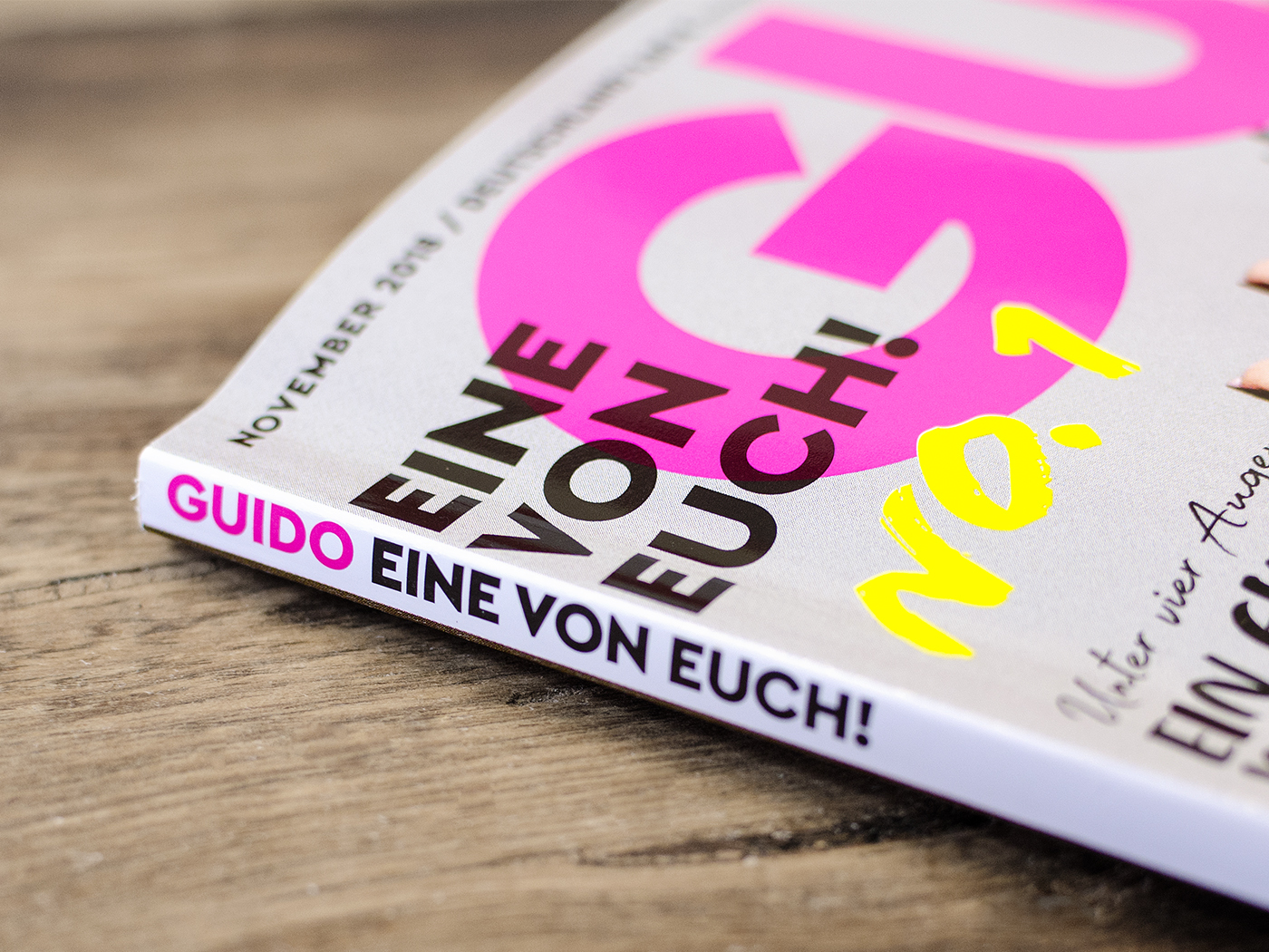 Type Mates In Use Guido Maria Kretschmer Fashion Magazine Gruner Jahr 01 Cera Pro Cera Compact
