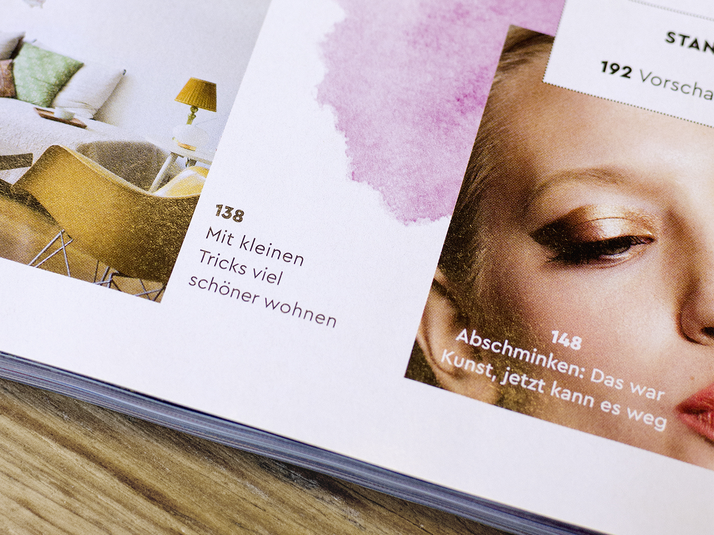 Type Mates In Use Guido Maria Kretschmer Fashion Magazine Gruner Jahr 04 Cera Pro Cera Compact