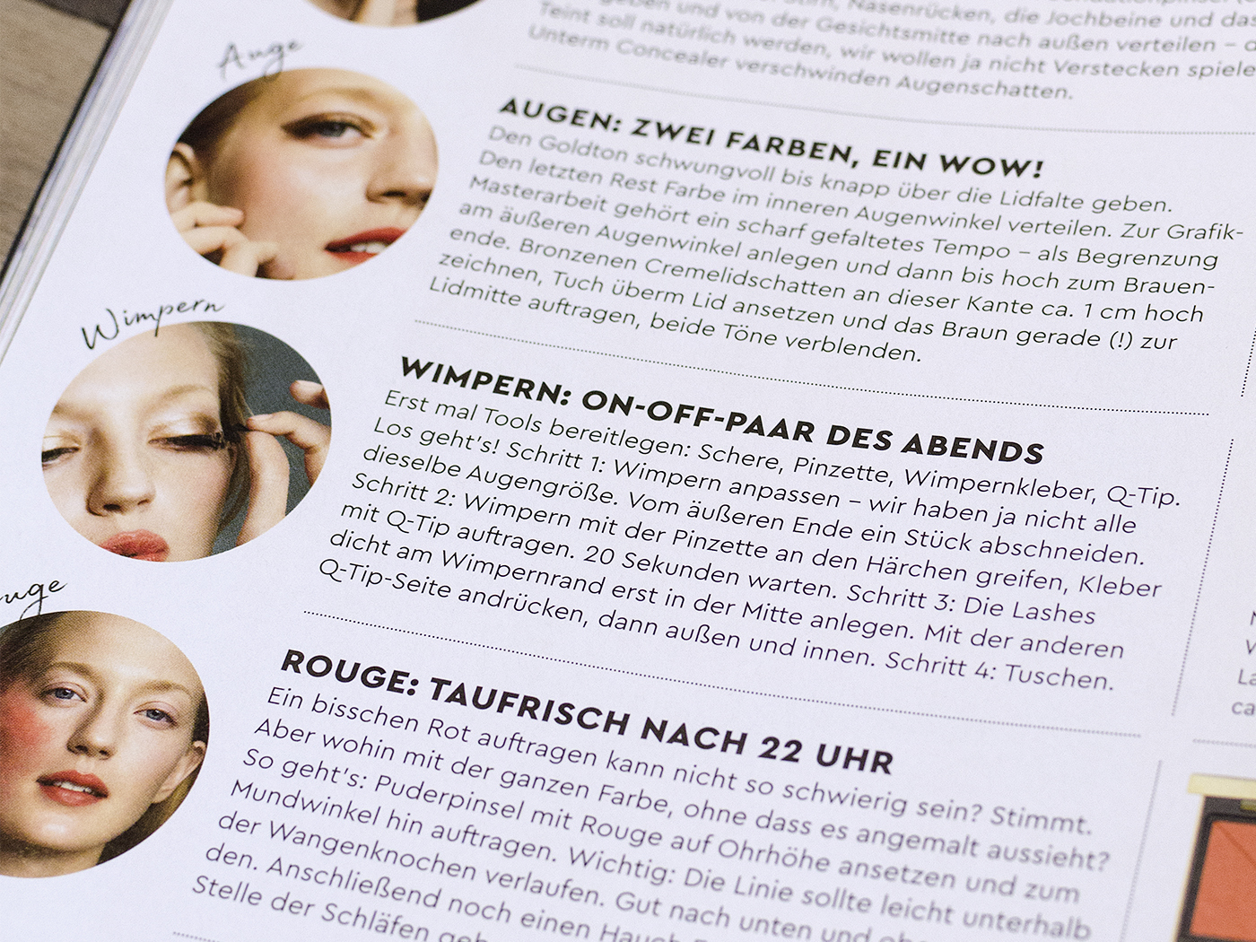 Type Mates In Use Guido Maria Kretschmer Fashion Magazine Gruner Jahr 14 Cera Pro Cera Compact