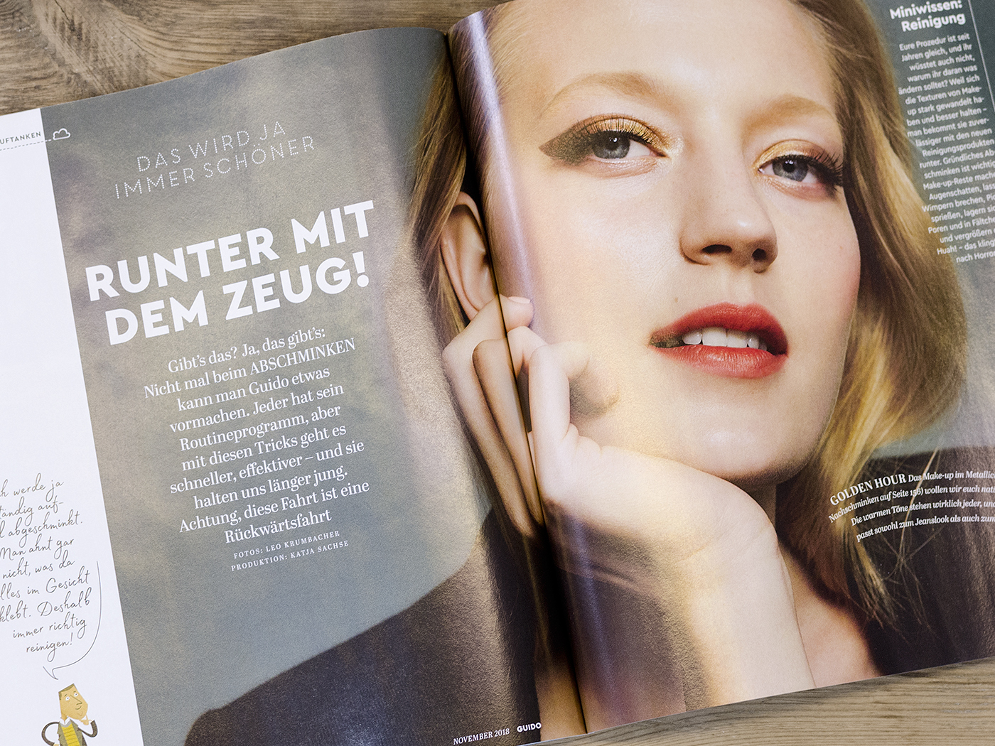 Type Mates In Use Guido Maria Kretschmer Fashion Magazine Gruner Jahr 15 Cera Pro Cera Compact