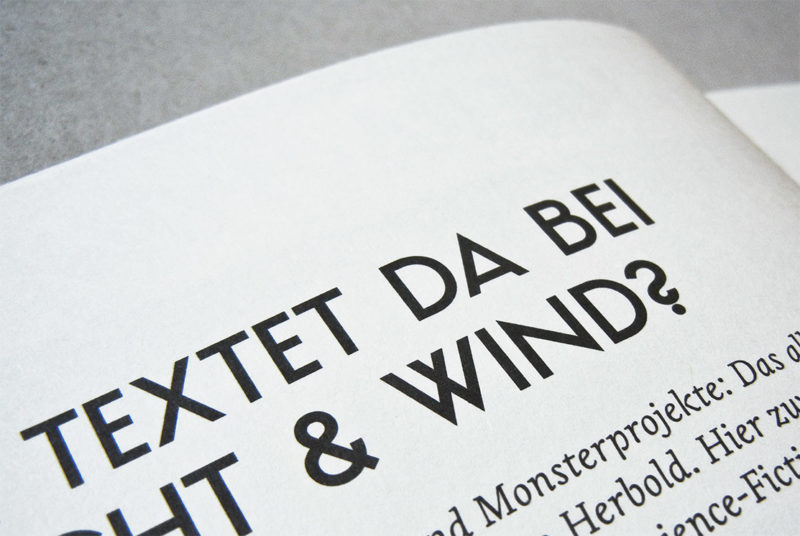 Type Mates Fonts In Use Komma X Magazine Mannheim 06 Tj Evolette A