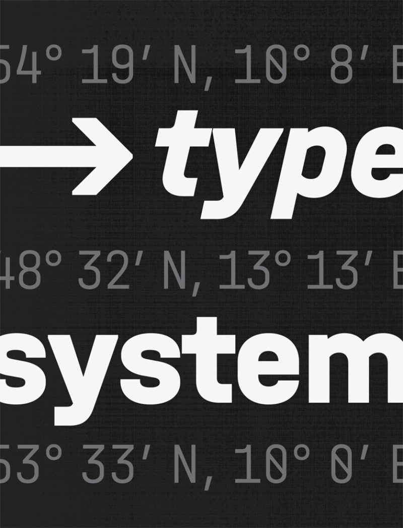 Type Mates Simulated Fonts In Use Typeface 04 Specimen Halvar Mittelschrift