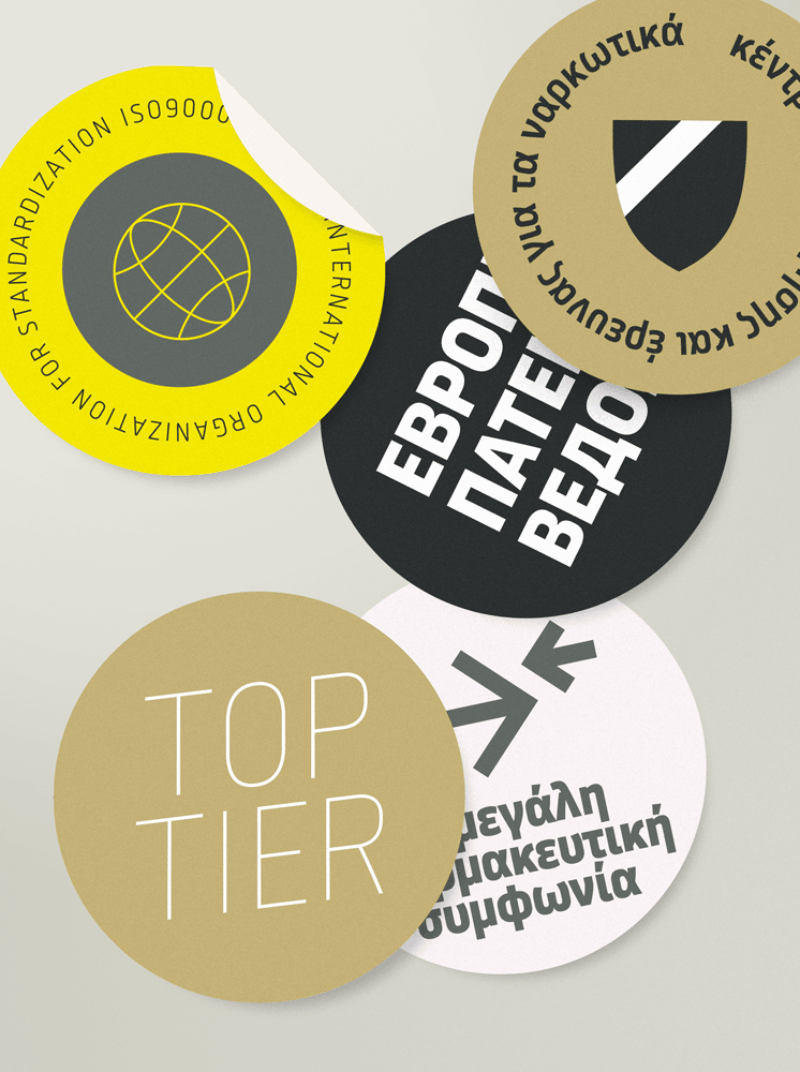 Type Mates Simulated Fonts In Use 05 Button Pin Sinews Sans
