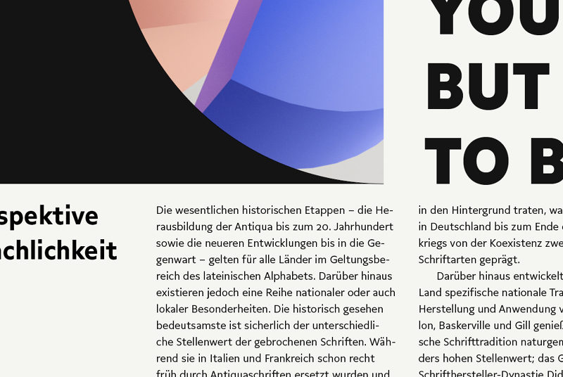 Type Mates Simulated Fonts In Use Geometric Sans Gratimo Classic4
