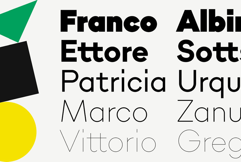 Type Mates Simulated Fonts In Use Geometric Sans Grato Grotesk6